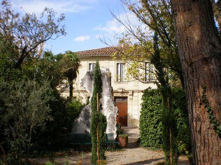 Maillane musée Frédéric Mistral