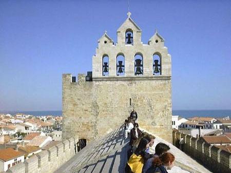 Saintes Marie de la mer église