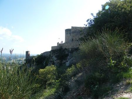 citadelle Mornas