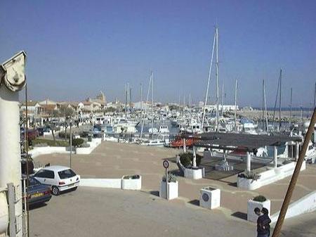 port Saintes Marie de la mer