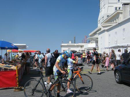 rendez-vous des vélos au Ventoux