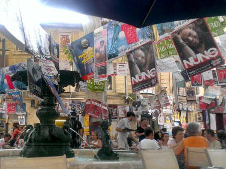 festival d'Avignon juillet