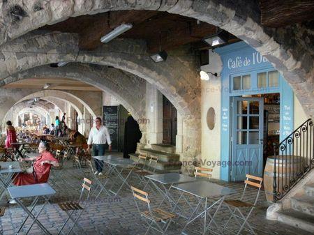 arcades d'Uzès