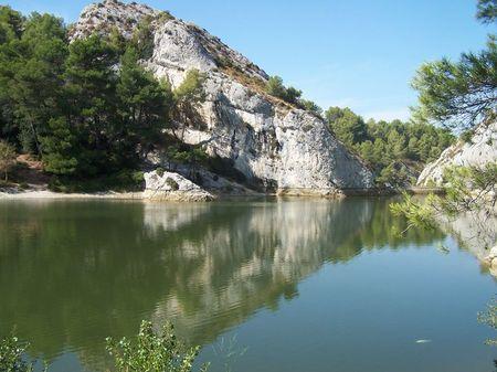 lac de st Rémy